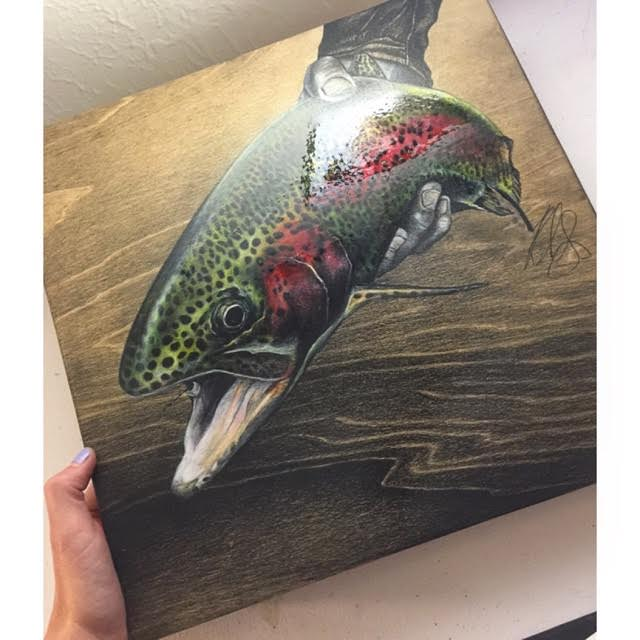 Rainbow Trout Commission